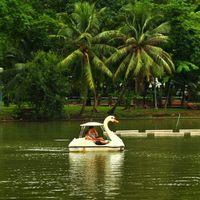 پارک لامپینی بانکوک