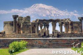 تور ارمنستان نرخ ویژه 8 تیر96