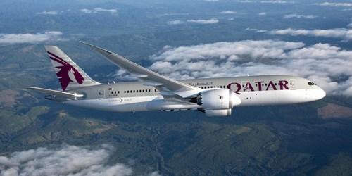 بلیط هواپیما قطر ایرویز