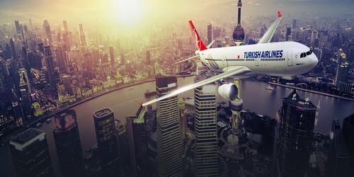 بلیط هواپیما ترکیش ایرلاین