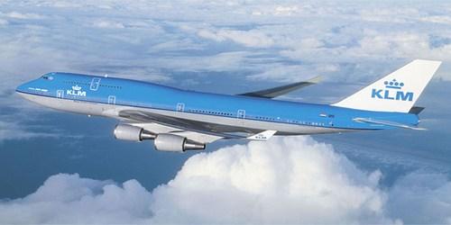 بلیط هواپیما کی ال ام