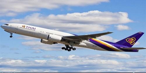 بلیط هواپیما تایی ایرویز