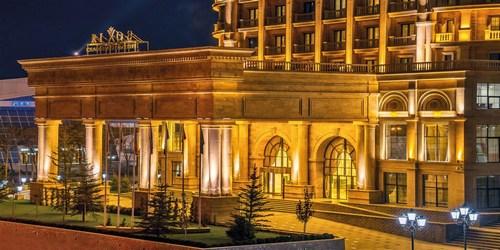 هتل ریکسوس خدیشا شومکنت rixos khadisha shymkent