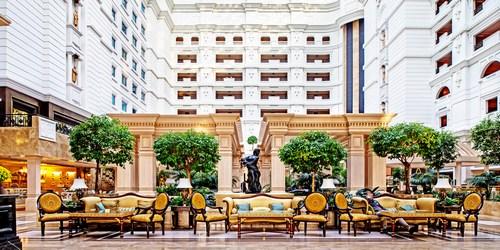 هتل ریکسوس آلماتی rixos almaty