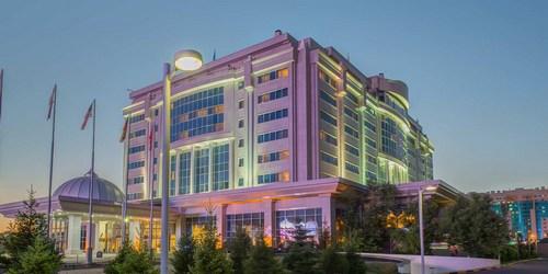 هتل ریکسوس پرزیدنت آستانا rixos president astana