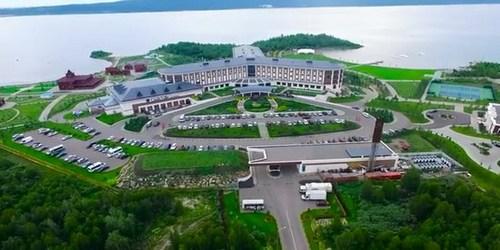 هتل ریکسوس باراوا rixos borovoe