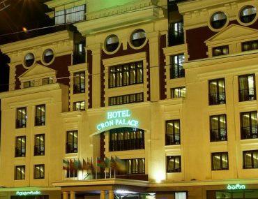 هتل کرون پالاس تفلیس
