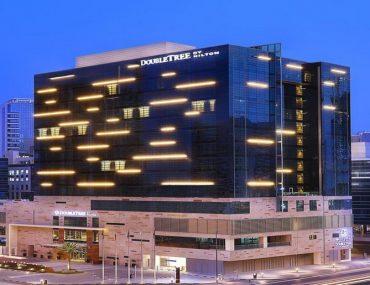 هتل دابل تری بای هیلتون دبی