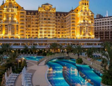 هتل رویال هالیدی پالاس آنتالیا