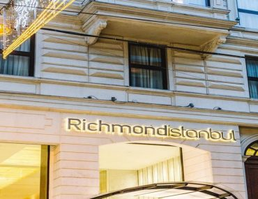 هتل ریچموند استانبول