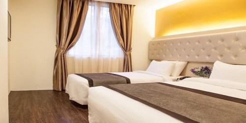 هتل سند پایپر کوالالامپور