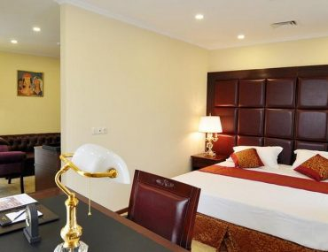 هتل گراکو متخی تفلیس