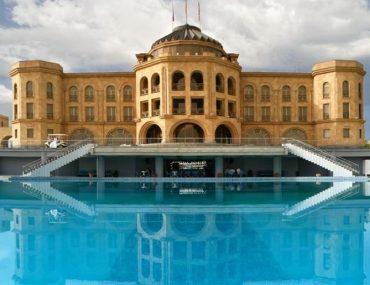 هتل لاتار ایروان ارمنستان