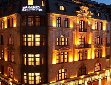 هتل پلازو دونیزتی استانبول