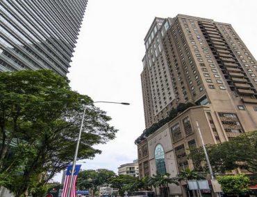 هتل سیلکا می تاور کوالالامپور