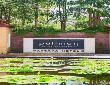 هتل پولمن جی پاتایا
