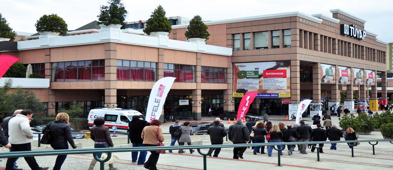 نمایشگاه صنعت چوب و مبلمان استانبول