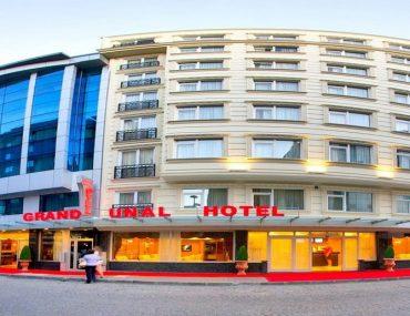 هتل گرند اونال استانبول