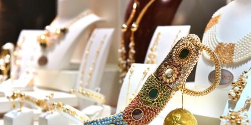 نمایشگاه طلا و جواهر استانبول