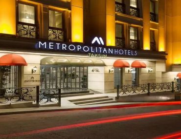 هتل مترو پولیتن استانبول