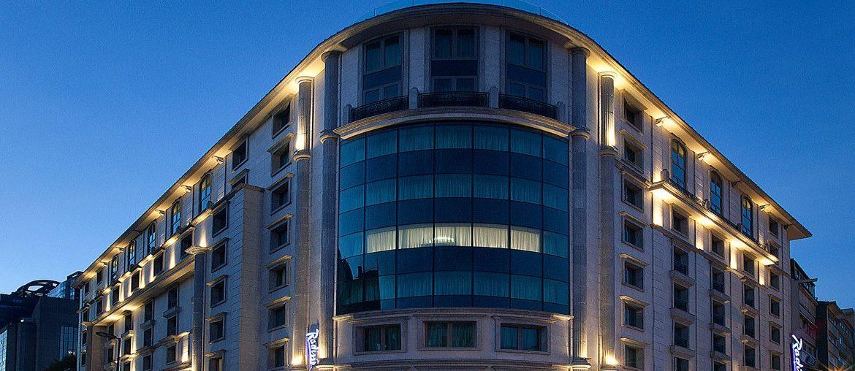 هتل رادیسون بلو شیشلی استانبول