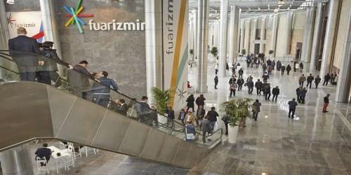 نمایشگاه کیف و کفش ازمیر
