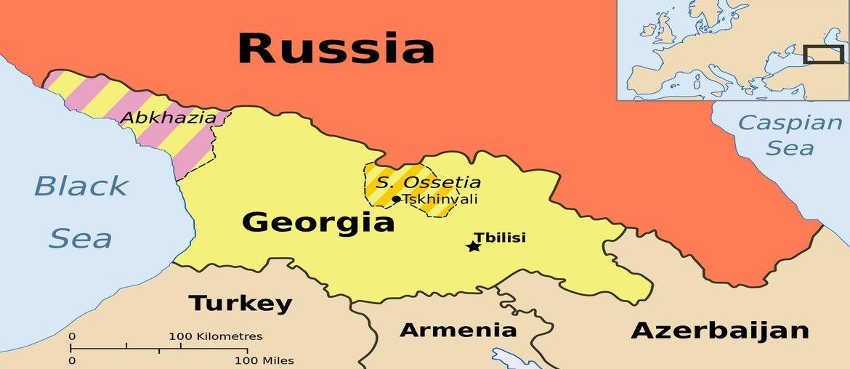 بلیط گرجستان