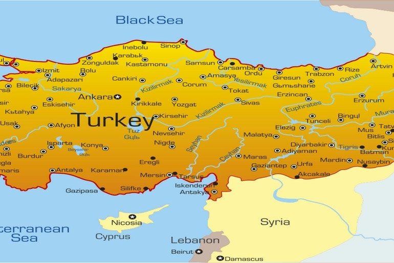 بلیط ترکیه