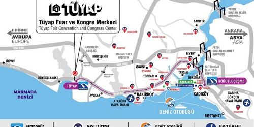 نمایشگاه صنعت بسته بندی استانبول