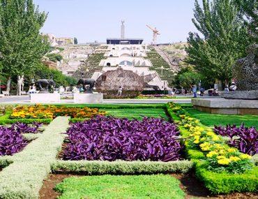 تور ارمنستان ویژه نوروز 97