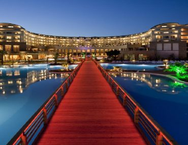 هتل کایا پلازو گلف ریزورت بلک آنتالیا