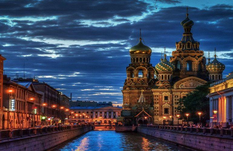 جاهای دیدنی سنت پترزبورگ