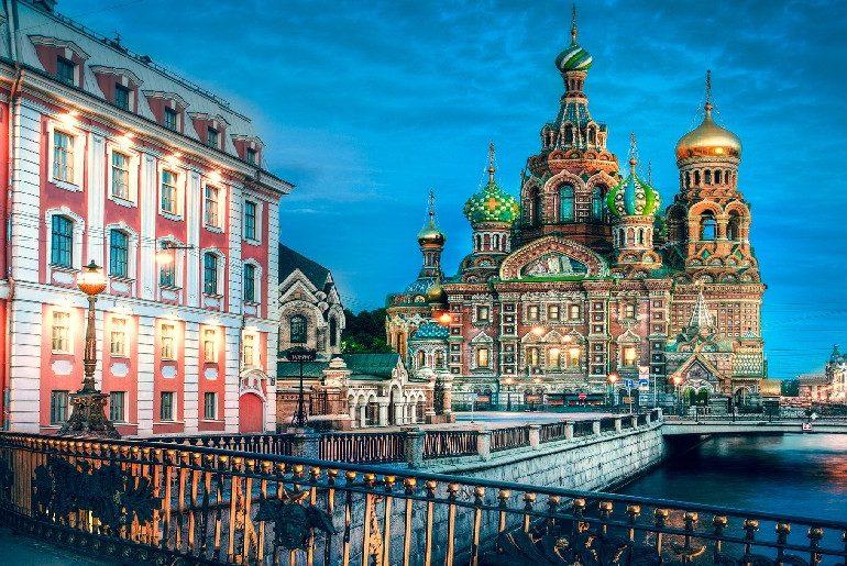 شبهای سفید روسیه