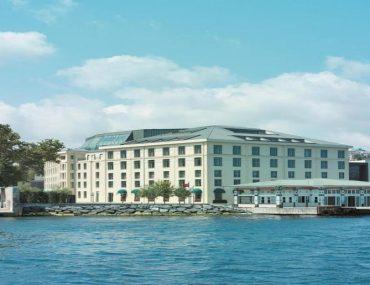 هتل شانگریلا بسفروس استانبول