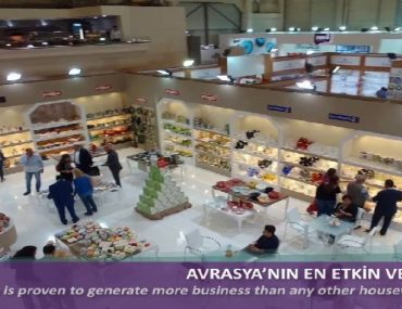 نمایشگاه لوازم خانگی استانبول