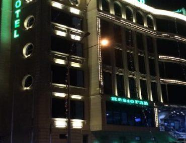 هتل امرالد باکو