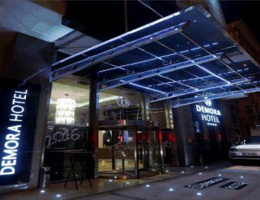 هتل دمورا آنکارا