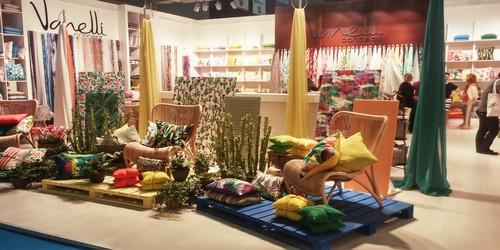 نمایشگاه منسوجات خانگی استانبول
