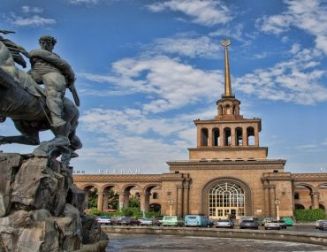 تور ارمنستان نرخ ویژه 14 به 18 خرداد