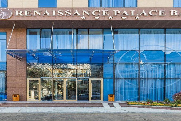 هتل رنسانس پالاس باکو
