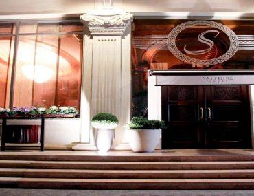 هتل سفیر باکو
