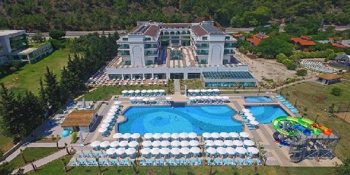 هتل دوسینیا ریزورت آنتالیا