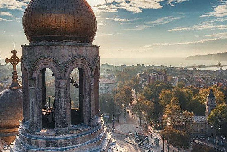 جاهای دیدنی وارنا - بلغارستان