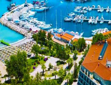 هتل پالمت ترکیز آنتالیا