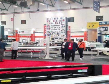 نمایشگاه ماشین آلات تولید پوشاک استانبول