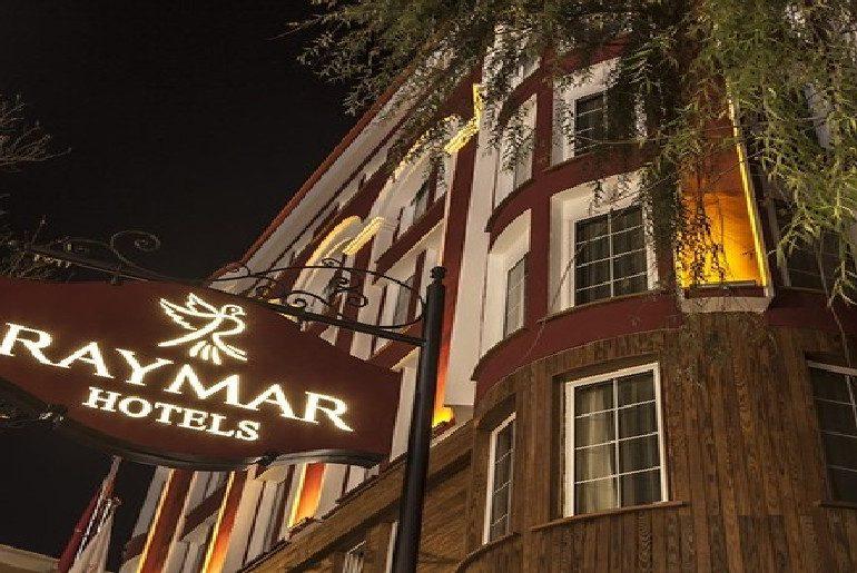 هتل رایمار آنکارا