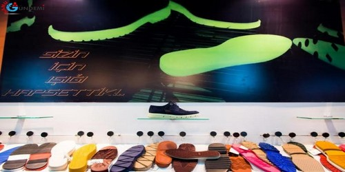 نمایشگاه کفش و صنایع مرتبط صنعت کفاشی استانبول