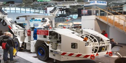 نمایشگاه بین المللی معدن و ماشین آلات معدنی استانبول