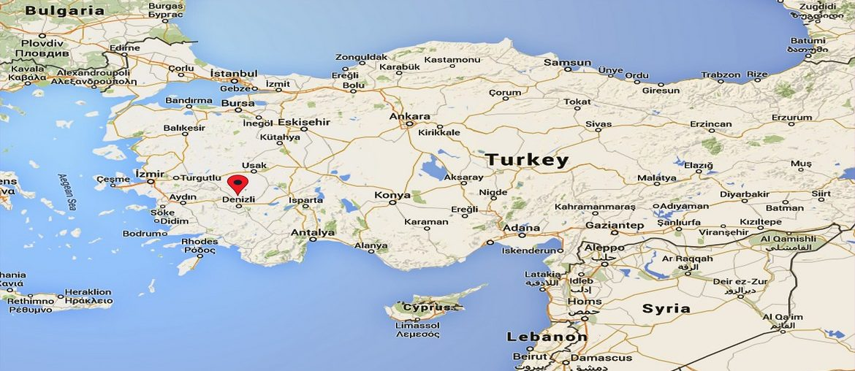 دنیزلی ترکیه