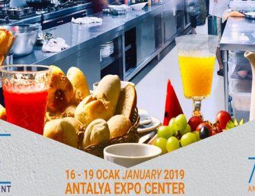 نمایشگاه تجهیزات هتلداری آنتالیا